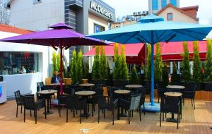 Cafe Restoran Şemsiyesi