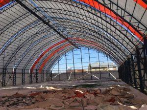 halı saha çadırı imalatı